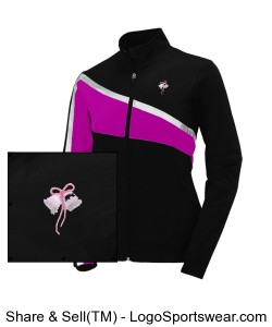 Women's Aurora Jacket Design Zoom