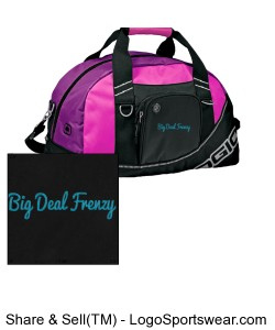 OGIO® - Half Dome Duffel Design Zoom
