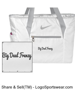 Nike Golf Elite Tote Design Zoom