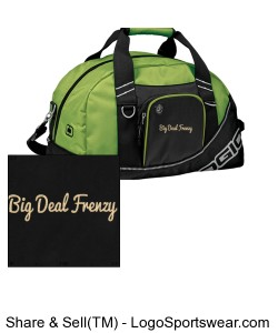 OGIO® - Half Dome Duffle Design Zoom